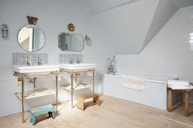 Giải pháp phong thủy nhà tắm cho các vị trí đặt tối kỵ