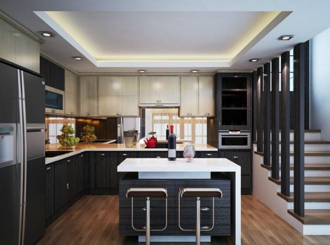 Xu hương thiết kế nhà bếp hiện đại là gì