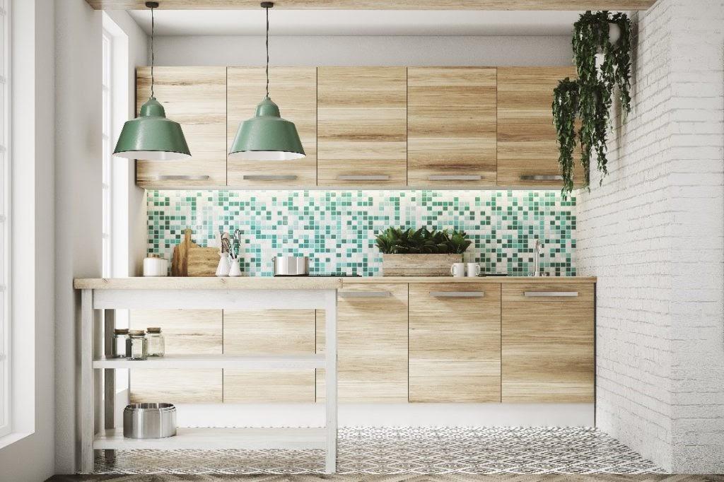 thiết kế phòng bếp theo phong cách hiện đại 4