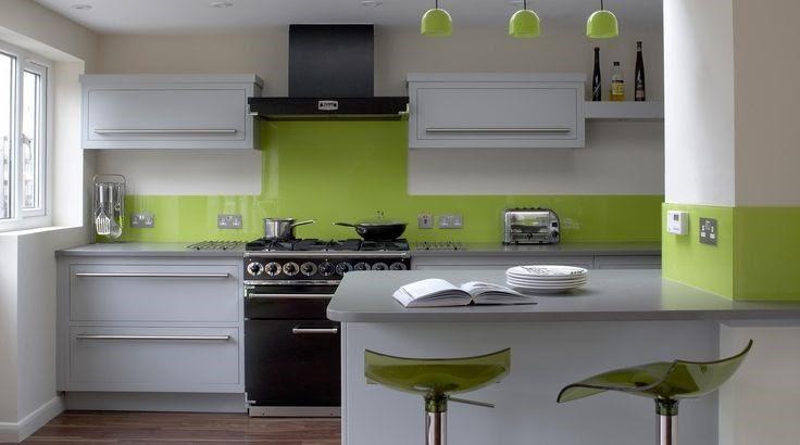 thiết kế phòng bếp theo phong cách hiện đại 5