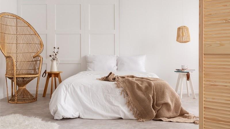Giữ cho giường đơn giản